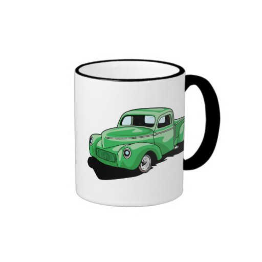 Cool Old Truck Mugs