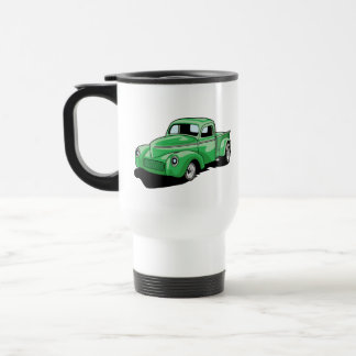 Cool Old Truck Stainless Steel Travel Mug