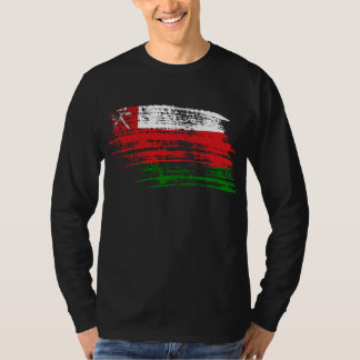 Cool Omani flag design T-Shirt