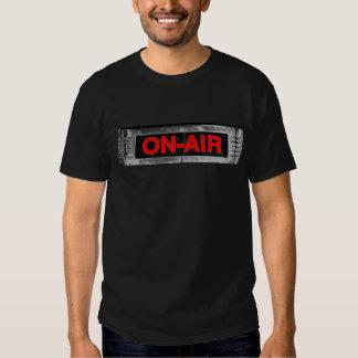 Cool On-Air DJ / Broadcasting Shirt