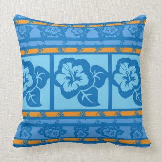 Cool Oranges Lamp Throw Design Cushion