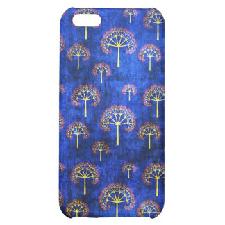 Cool  oriental blue iPhone case Case For iPhone 5C