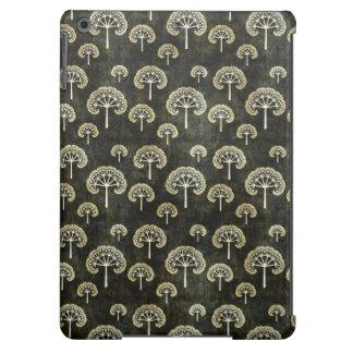 Cool oriental japanese black tree shape pattern iPad air cover