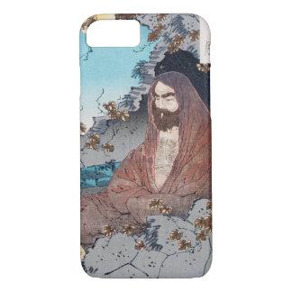 Cool oriental japanese classic master sage art iPhone 7 case