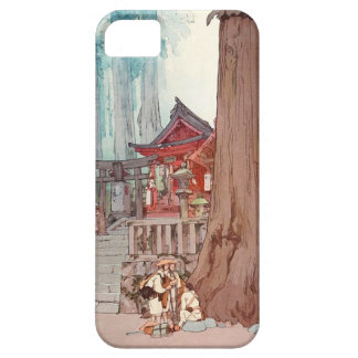 Cool oriental japanese classic temple shrine art iPhone 5 covers