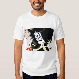 Cool Oriental Japanese Togakushi tattoo Tshirts