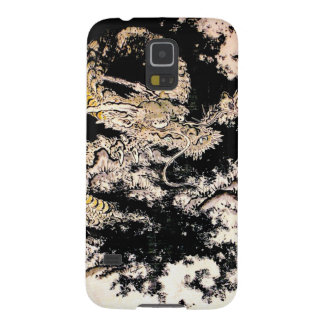 Cool oriental Legendary Ancient Chinese Dragon ink Galaxy S5 Case