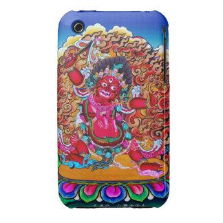 Cool oriental tibetan thangka tattoo Hayagriva iPhone 3 Cases