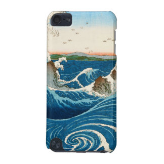 Cool oriental traditional japanese waterscape sea iPod touch 5G case