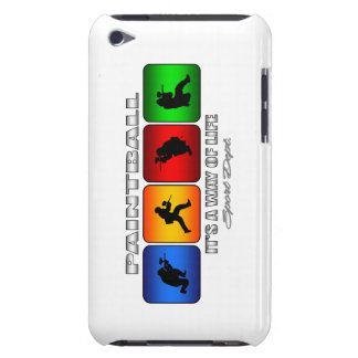 Cool Paintball It Is A Way Of Life Case-Mate iPod Touch Case