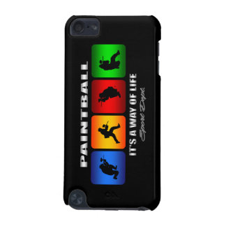 Cool Paintball It Is A Way Of Life iPod Touch 5G Cover