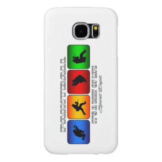 Cool Paintball It Is A Way Of Life Samsung Galaxy S6 Cases