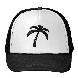Cool Palm Tree Silhouette Cap