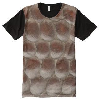 cool Pangolin skin designs All-Over Print T-Shirt