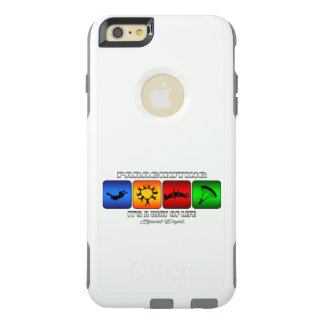 Cool Parachuting It Is A Way Of Life OtterBox iPhone 6/6s Plus Case