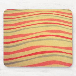 cool pattern waves mousepads