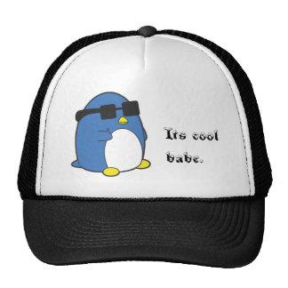 Cool Penguino Cap