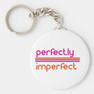 Cool perfectly imperfect key ring