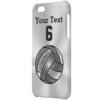 Cool Personalized iPhone 5C Volleyball Cases iPhone 5C Case