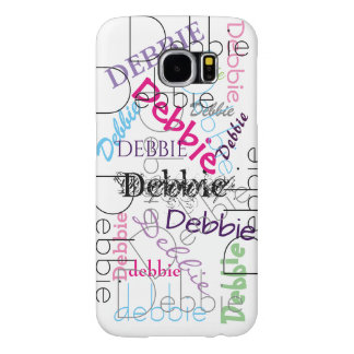 Cool Personalized | Your Name Samsung Galaxy S6 Cases