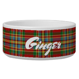 Cool Pets Scottish Clan Chattan Tartan