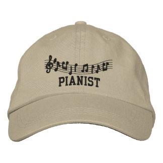 Cool Pianist Cap
