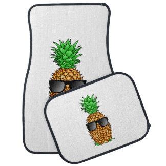Cool Pineapple Car Mat