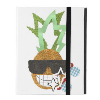 Cool Pineapple I-Pad 2/3/4 Case Covers For iPad