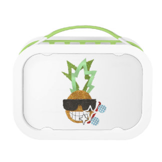 Cool Pineapple Lunchbox