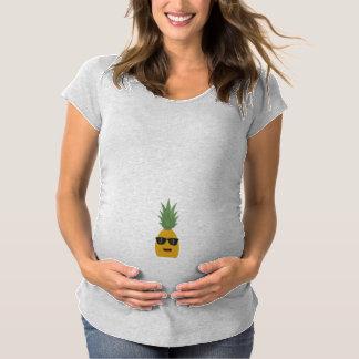 cool pineapple maternity T-Shirt