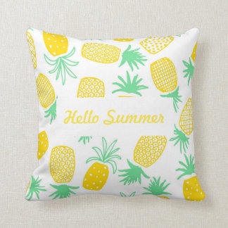 Cool Pineapple Pillow