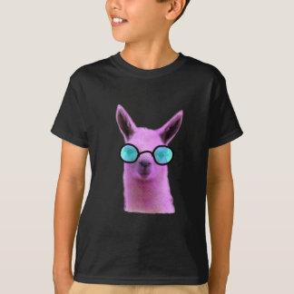 Cool Pink Llama! T-Shirt