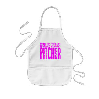 Cool Pitchers Pink : Worlds Coolest Pitcher Aprons