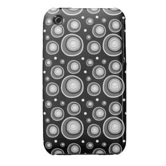 Cool Polka Dots Case-Mate iPhone 3 Cases