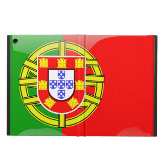 Cool Portugal Flag colourful Country Nationality f iPad Air Covers