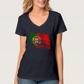 Cool Portuguese flag design T-Shirt