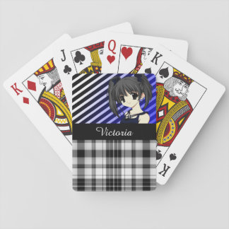 Cool, Pretty & Trendy Anime Playing Cards