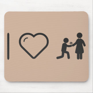 Cool Proposals Mouse Pad