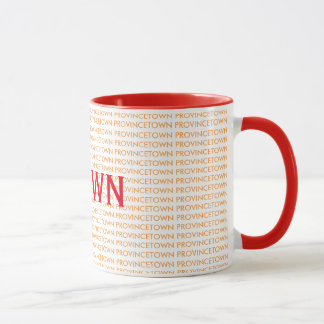 Cool Provincetown Coffee Mug