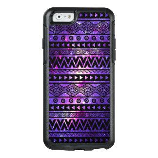 Cool Purple Nebula Aztec OtterBox iPhone 6 Case