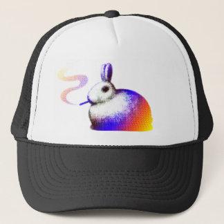 Cool Rabbit Tee Trucker Hat