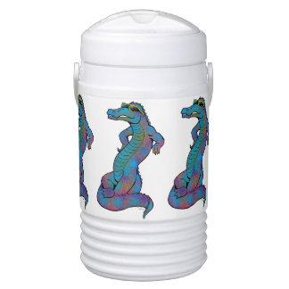 Cool Rainbow Gator Drinks Cooler