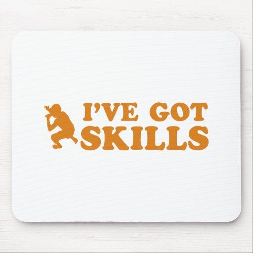 cool rap skills designs mousepads