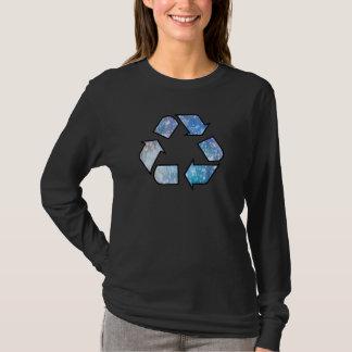 Cool Recycling Symbol T-Shirt