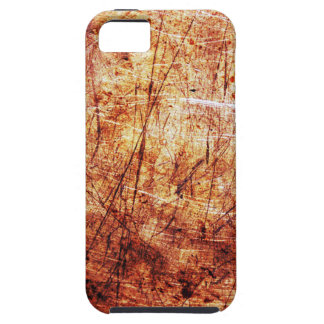 Cool Red Rust texture Background iPhone 5 Case