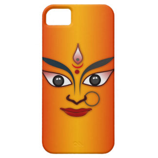 Cool religion face Indian mask goddess Cover For iPhone 5/5S