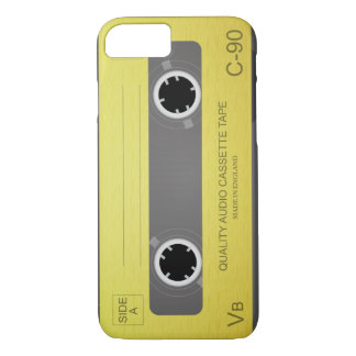 Cool Retro cassette Design iPhone 8/7 Case