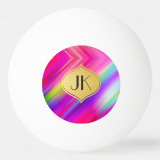 Cool, Retro & Edgy Reflections No. 12 Ping Pong Ball