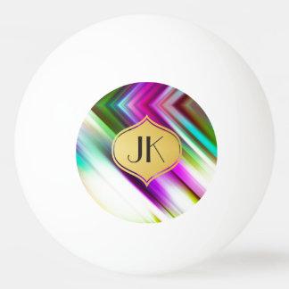 Cool, Retro & Edgy Reflections No. 17 Ping Pong Ball