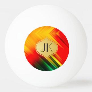 Cool, Retro & Edgy Reflections No. 23 Ping Pong Ball